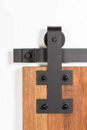 409 I-Shape Barn Door Hardware