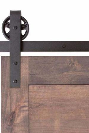 Vintage Strap Barn Door Hardware