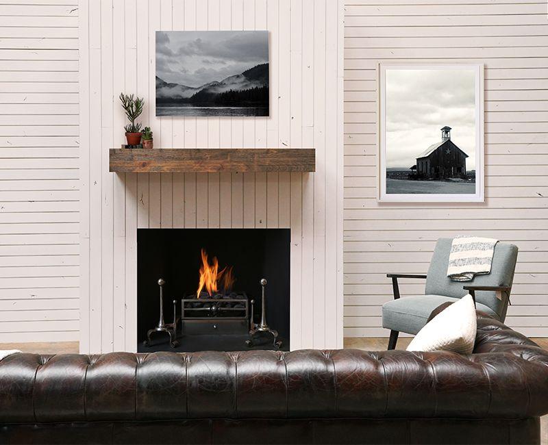 Sundance Fireplace Mantel