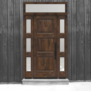 Doors w/ Sidelights & Transoms