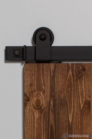 307 Top Mount Mini Barn Door Hardware