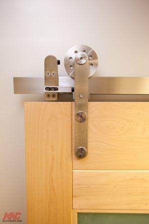 CFT 202 Stainless Sliding Door Hardware Kit