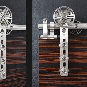Chronos Sliding Door Hardware Kit