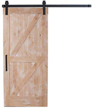 Dutch Z Barn Door