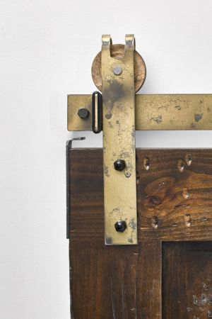 Garrick Barn Door Hardware