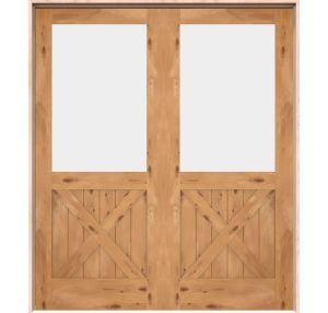 Open Road Interior Double Door