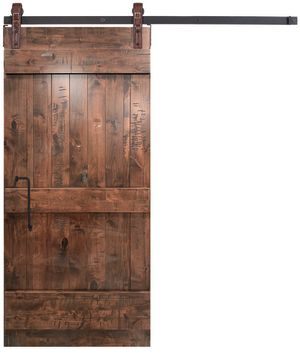 Ranch Barn Door