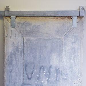 4400lb Sliding Door Hardware Kit