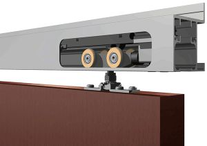 Soft Close S2993-200 Sidewall Mount Hardware Kit