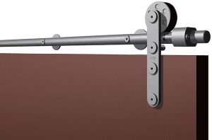 CRT-52 Stainless Steel Sliding Door Hardware