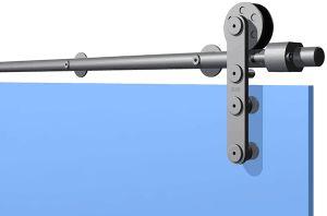 CRT 53 Stainless Steel Sliding Door Hardware