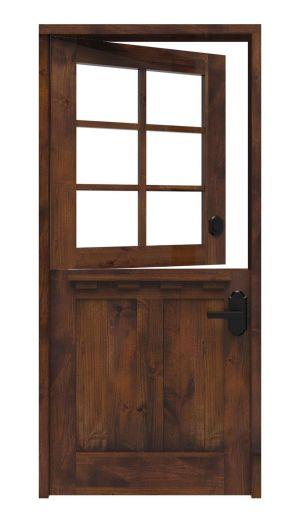 Dairy Dutch Door