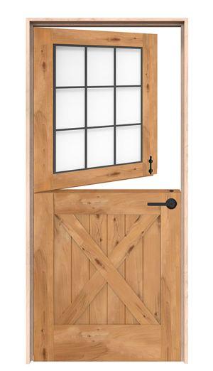 Farmhouse X Dutch Door