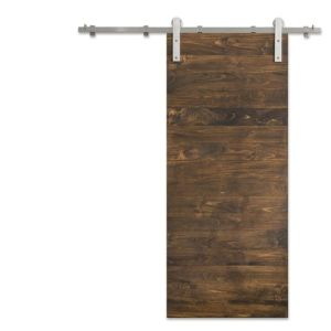 Horizontal Panel Barn Door