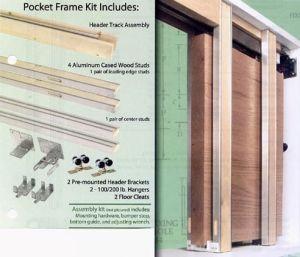 Pocket Frame and Hardware Kit