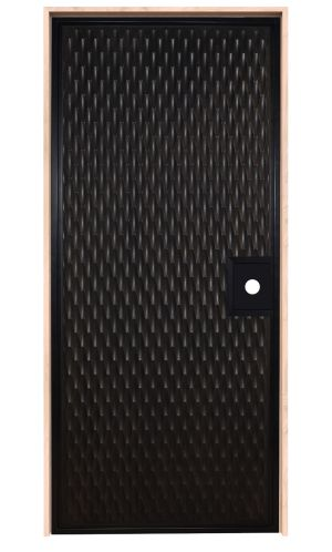 Scallop Textured Interior Door