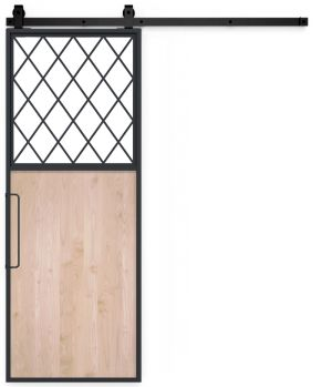 French Farm Barn Door
