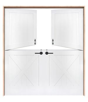 Bakery Double Dutch Doors