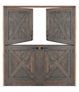 Barn Double Dutch Doors