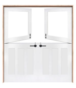 Standard Double Dutch Doors