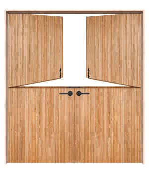 Valley Double Dutch Doors