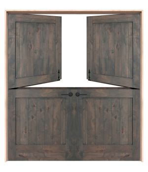 Cornerstone Double Dutch Doors