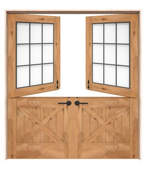 Farmhouse X Double Dutch Doors