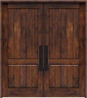 Altitude Double Front Door