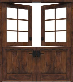 Dairy Double Dutch Door