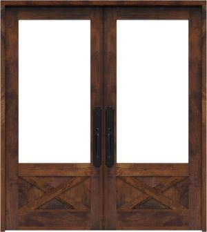 Hudson Double Front Door