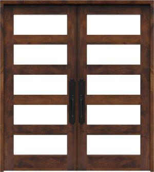 Midland Double Front Door