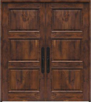 Ranch Hand Double Front Door