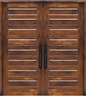 Regal Double Front Door