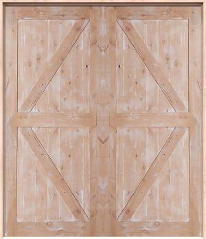 Stable Interior Double Door