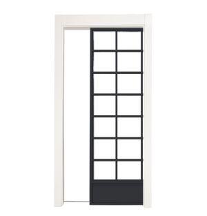 Grand Hall Single Pocket Door