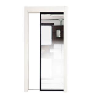 Ponder Mirror Single Pocket Door
