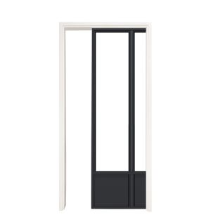 Canter Single Pocket Door