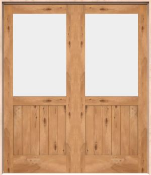 Mountainland Exterior Double Door