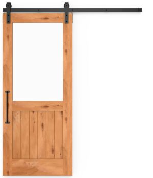 Riverside Barn Door