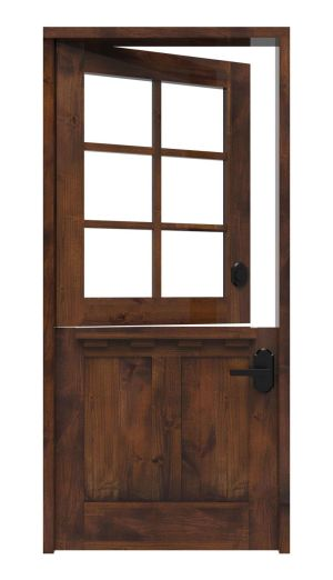 Dairy Dutch Door