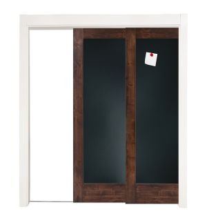 Smooth Operator Bypassing Pocket Doors