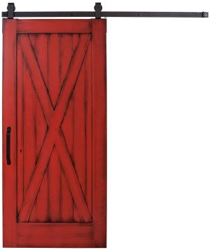 Full X Barn Door