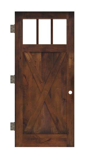 Bartholomew Interior Slab Door