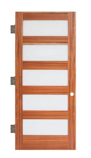 5 Panel Interior Slab Door