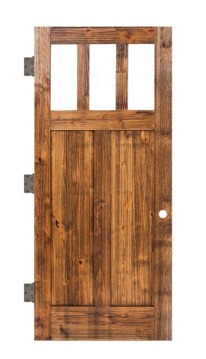 Craftsman Interior Slab Door