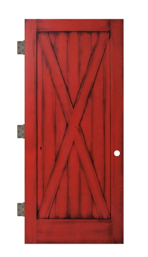 Full X Interior Slab Door