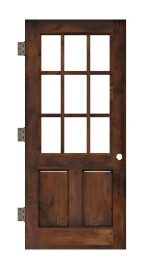 Lake House Interior Slab Door