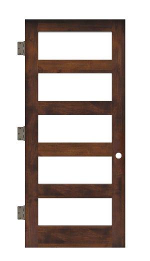 Midland Interior Slab Door