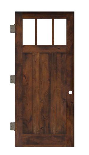 Overland Interior Slab Door