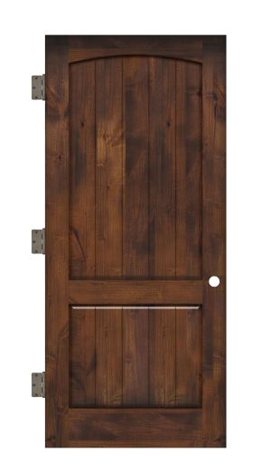 Pump House Interior Slab Door